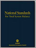 AABC National Standards for Total System Balance 2002